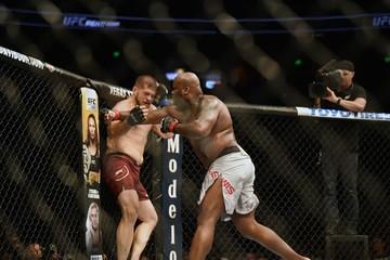 MMA: UFC Fight Night-Austin Lewis vs Tybura