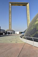 Park view in Zabeel park, Dubai, United Arab emirates