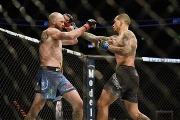 MMA: UFC Fight Night-Austin Cerrone vs Medeiros