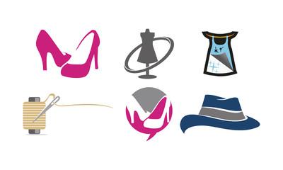 Fashion Vector Template Set