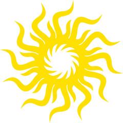 Tribal Tattoo M_1706001 Sun