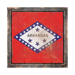 Old Arkansas flag