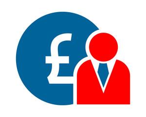 pound figure person human silhouette image vector icon logo symbol