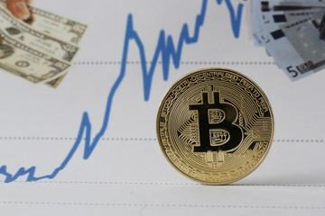 Kryptowährungen - Börse - Finanzen - Risikoanlagen - Bitcoin