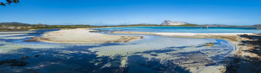 Spiaggia di Lu Impostu - Sardegna Fotomurales