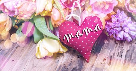 Mama Muttertagkarte