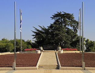 National Civil Cemetery in Jerusalem