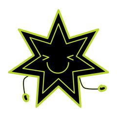 kawaii star icon image