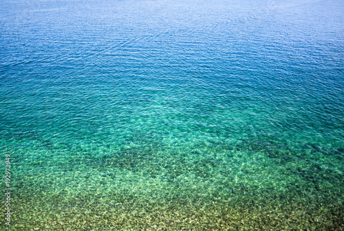 Sfondo Di Mare Acqua Di Mare Cristallino Stock Photo And Royalty