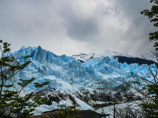 Getscher Perito Moreno, Region EL Calafate, Provinz Santa Cruz, Patagonien, Argentinien