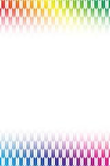 背景素材,矢絣柄,矢羽根,和風紋様,卒業式,入学,衣装,振り袖,着物,伝統模様,春,コピースペース