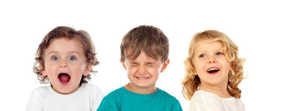 Three surprising children