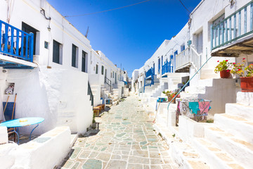Greek Iconic Alley