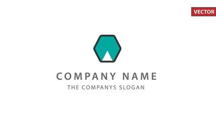 Firmenlogo Vorlage, seriös, Bank / Versicherung