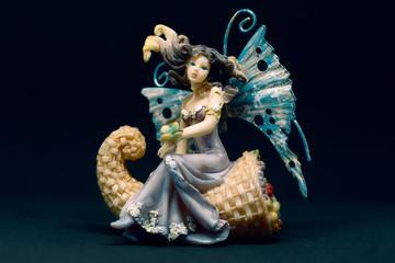 A fairy like muse