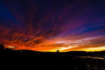 Colorful Sedona Sunset