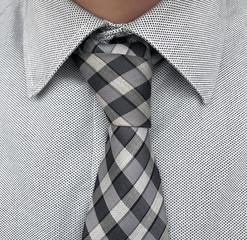 Cravatta a scacchi