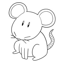 vector of mouse