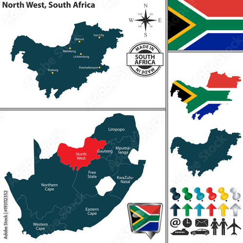 Natal South Africa Map.Map Of Kwazulu Natal South Africa Stock Image And Royalty Free