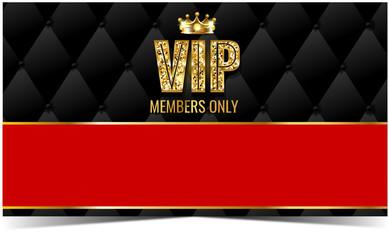 VIP. Members Only!