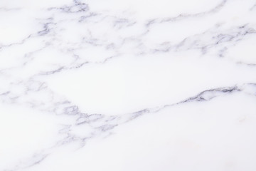 White marble pattern texture background
