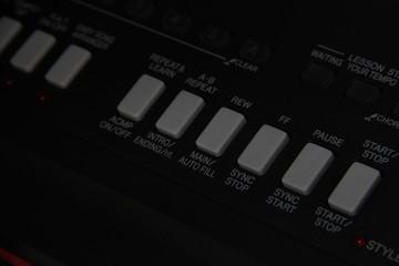 Tastiera elettronica musicale