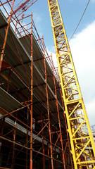 Cantiere edile - lavori in corso