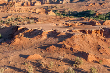 Монголия. Пустыня Гоби. Урочище Хермен-Цав.