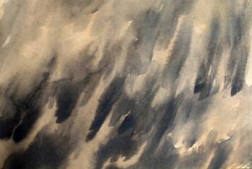 Abstract dark grunge background