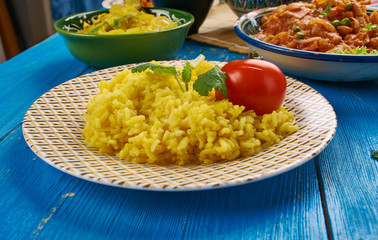 Indian Parsi Brown Rice