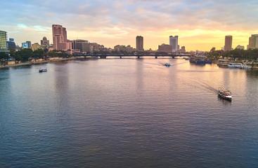 Nile river  Papier Peint