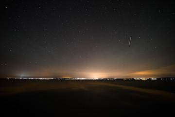 Balaton by night