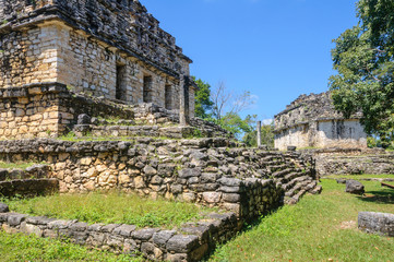 Archaeological site of Yaxchilan, Chiapas, Mexico