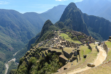 Machu Picchu, Peru Wall mural