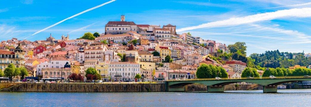 Altstadt von Coimbra in Portugal