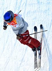 Olympics: Freestyle Skiing