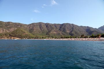 Adrasan Beach