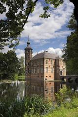 Bouvigne castle near Breda