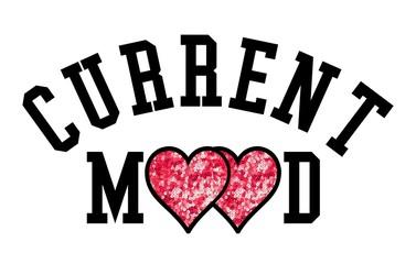 shiny slogan graphic for t shirt