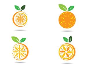 Orange vector icon