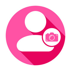 Image people photo user icon