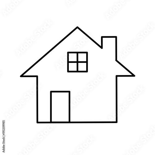 Malvorlage Haus: Malvorlage Haus Mit Tür