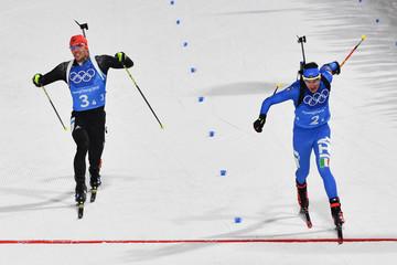 Olympics: Biathlon-Mixed 2 x 6 + 2 x 7.5km Relay