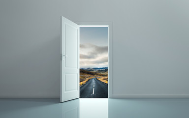 Open the door and see the path forward.