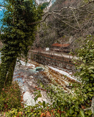 Loytra Pozar Hot Springs, one of the most popular tourist destination in Greece
