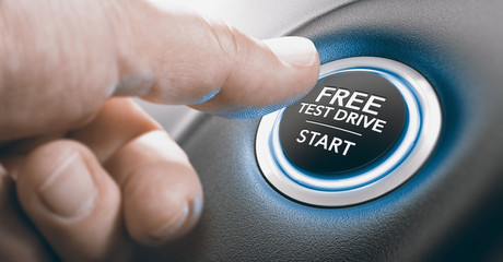 Free Test Drive Offer.
