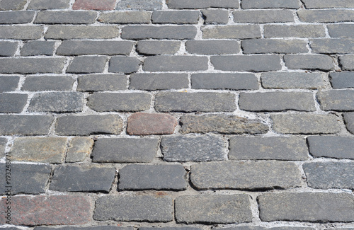 old pavement texture old stone european city pavers textured