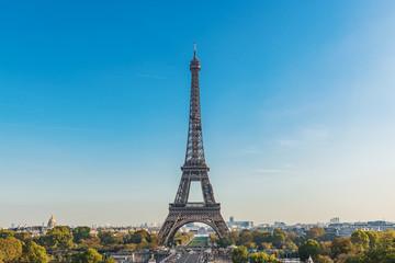 Tour Eiffel (Eiffel Tower) in Paris, France Fototapete