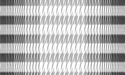 Houndtooth vector seamless pattern
