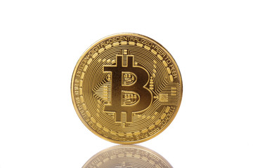Bitcoin on White